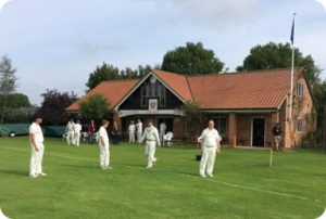 Scruton Cricket Club