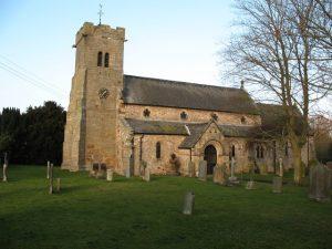 St Radegund's Scruton North Yorkshire