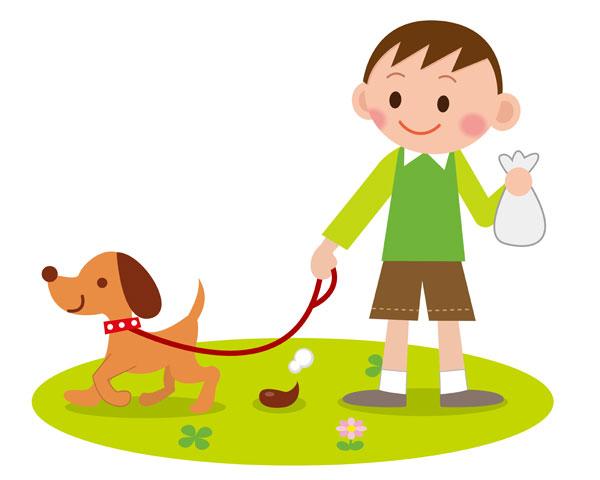 clean up dog poo