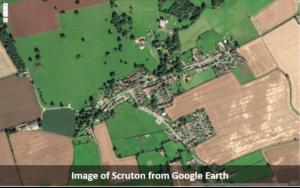 Scruton aerial view